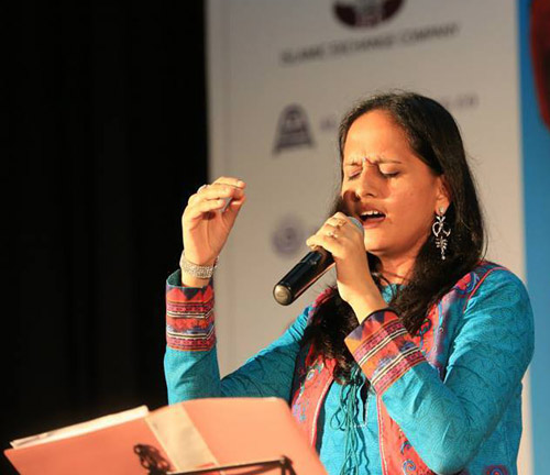 Roopa Revahi Singing